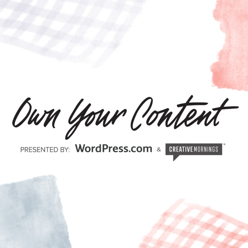 Own Your Content website logo